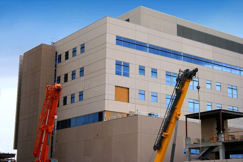 Baustelle Gebäude stockbild