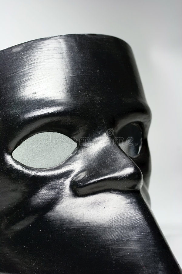Download Bauta - The Traditional Venetian Mask Stock Image - Image: 5218421
