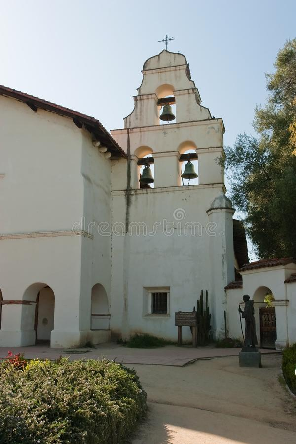 Download Bautista misja Juan San zdjęcie stock. Obraz złożonej z california - 9548868