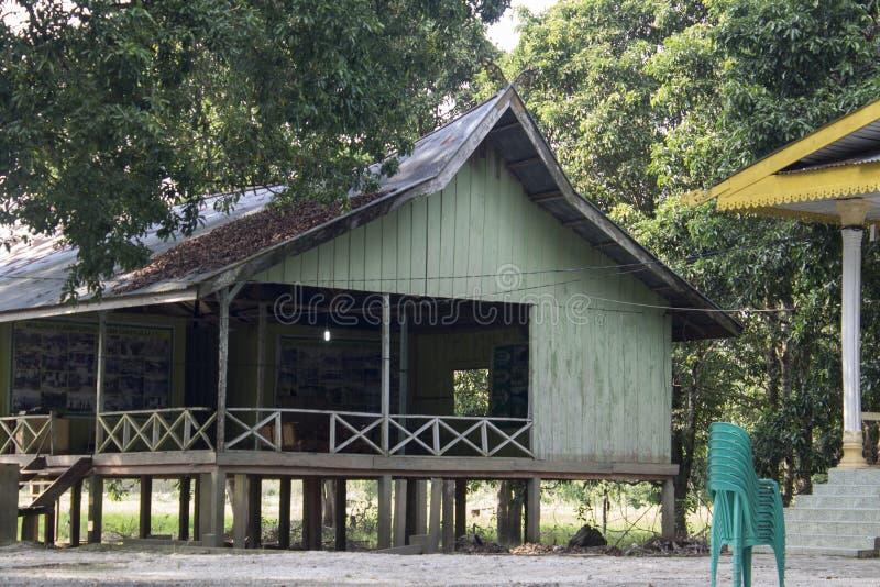 Bauty της επαρχίας κρατικού Riau Buluh Cina Kampar στοκ εικόνα