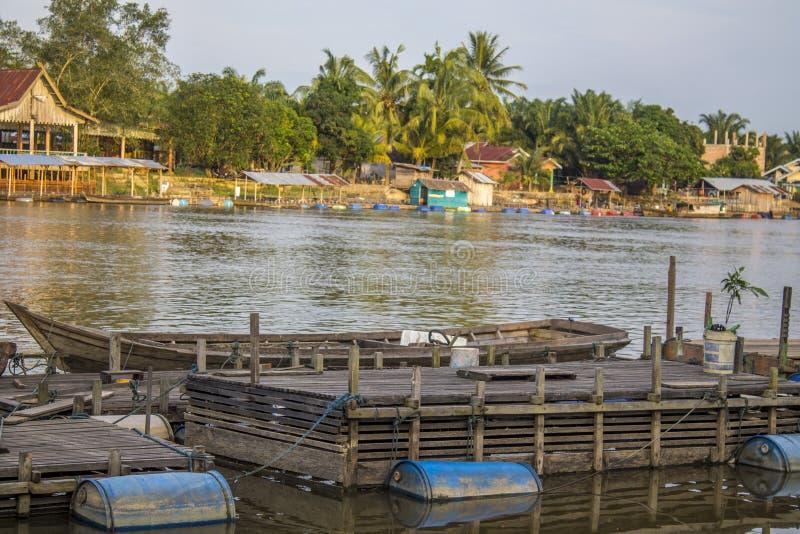 Bauty da província de Riau do estado de Buluh Cina Kampar imagens de stock