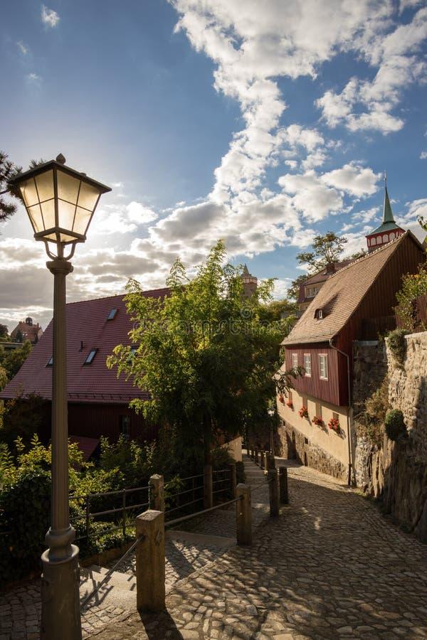 Bautzen royaltyfria bilder