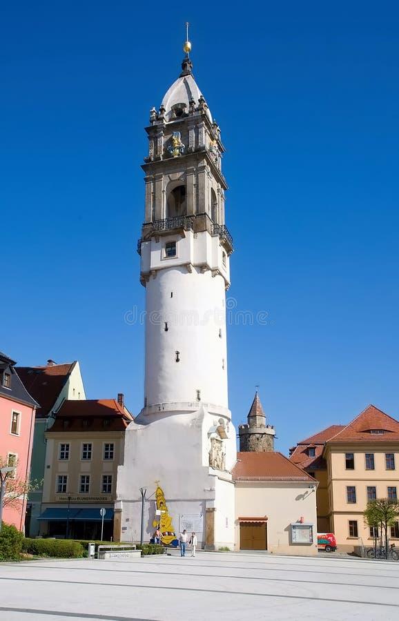 Bautzen Tyskland royaltyfri foto