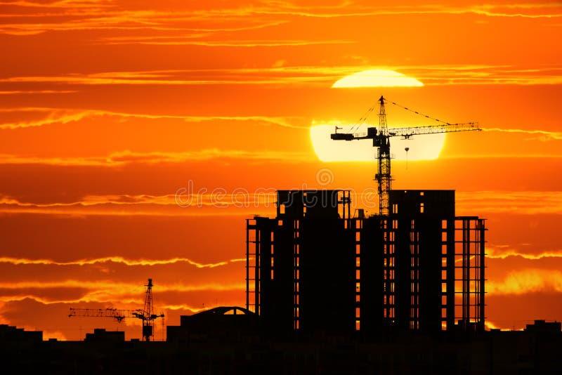Bauvorhaben stockfotos