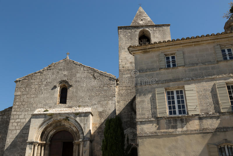 baux de Γαλλία les Προβηγκία στοκ φωτογραφίες με δικαίωμα ελεύθερης χρήσης