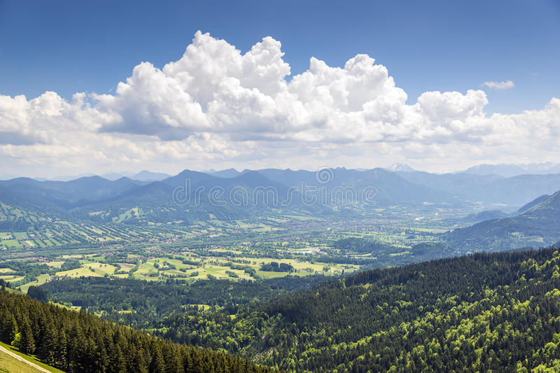 Download Bavaria alps stock image. Image of germany, green, mountains - 31549629