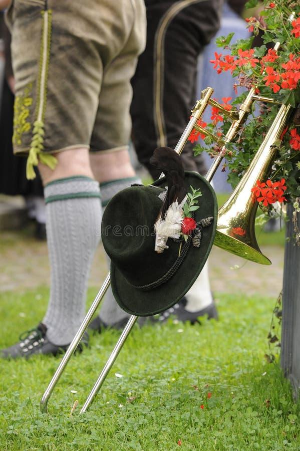 Bavaria clothing royalty free stock image