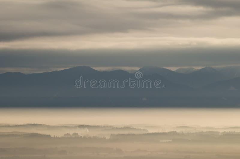 Bavarian Alpine Stock Images