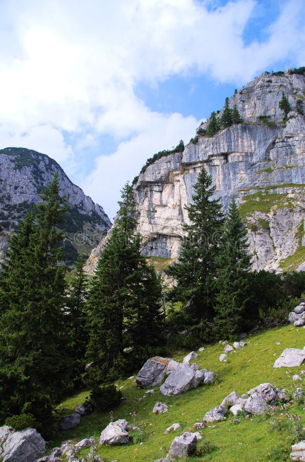 Download Bavarian Alps stock photo. Image of high, nature, european - 33388708