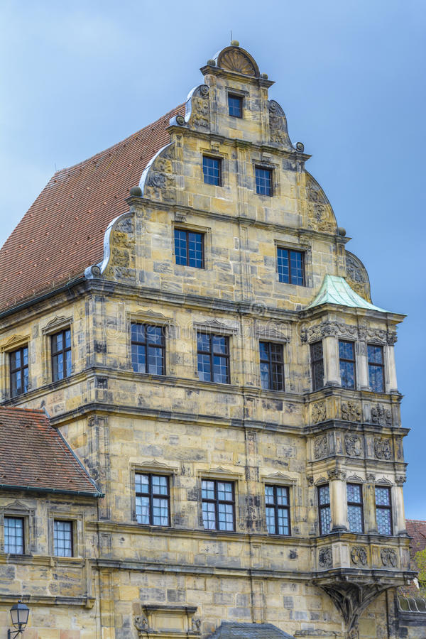 Bavarian architecture royalty free stock photos