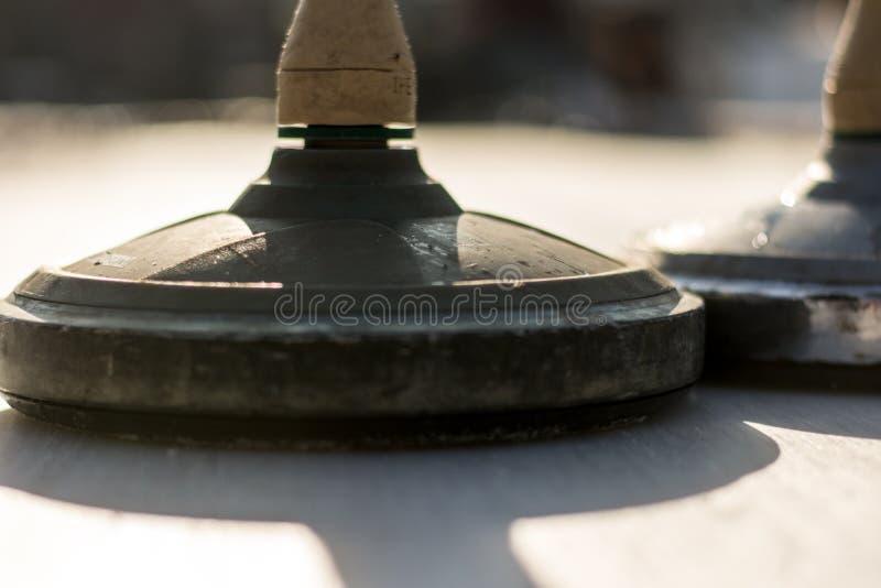 Bavarian curling stock images