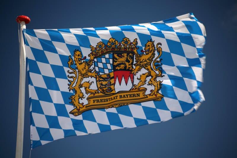 Bavarian flag royalty free stock photos