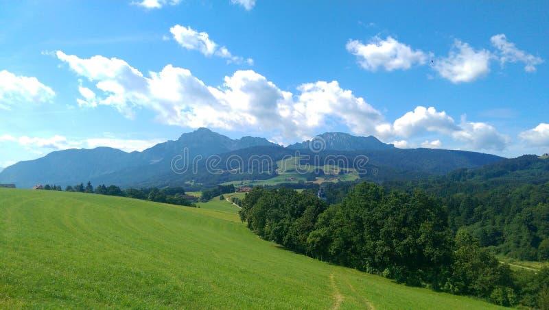 Landschaft stock image