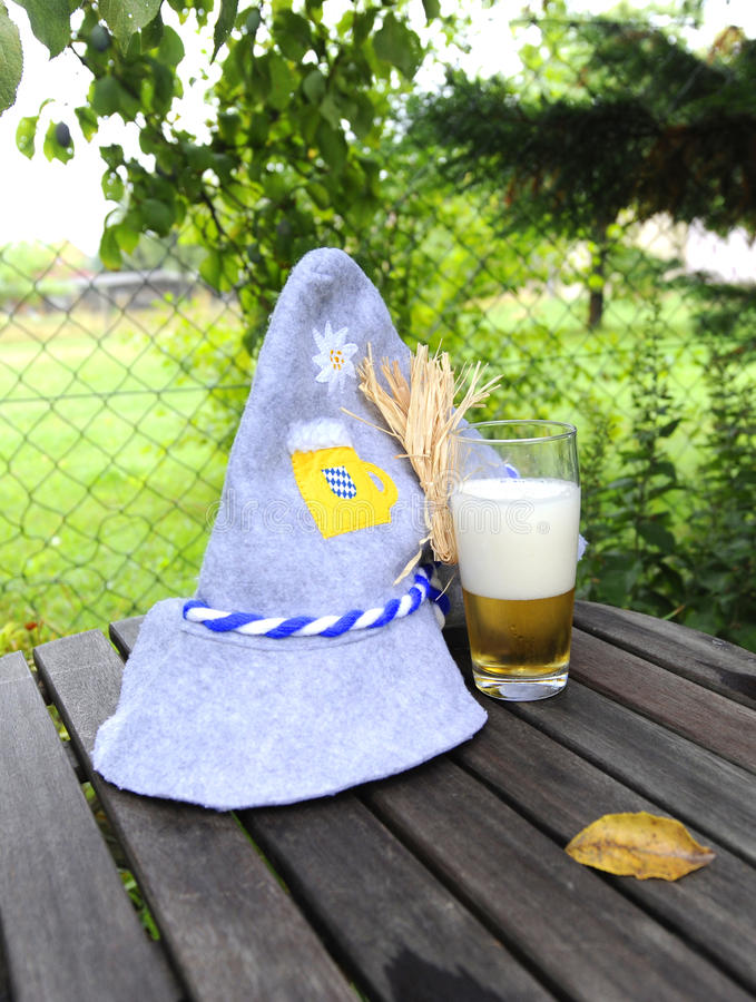 Download Bavarian Oktoberfest Hat Stock Photos - Image: 15609993