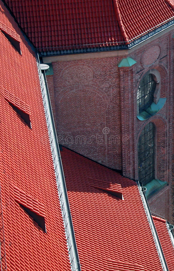 Download Bavarian roof stock photo. Image of church, image, cathedral - 40538