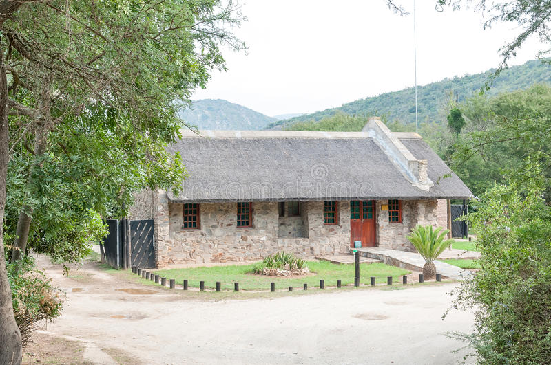 Download Baviaanskloof Nature Reserve Office At Komdomo Editorial  Photography   Image Of Heritage, African:
