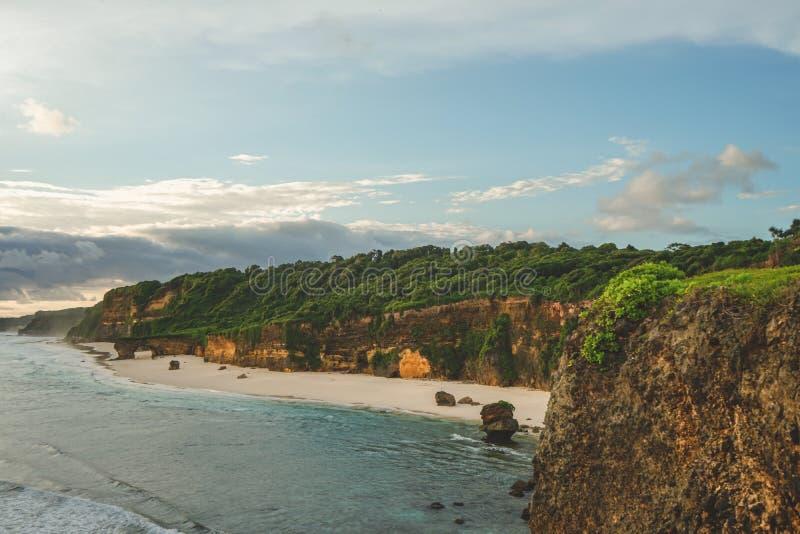 Bawana beach, sumba island, east nusa tenggara indonesia. Beautiful landscape at bawana beach, sumba island, east nusa tenggara indonesia royalty free stock photos