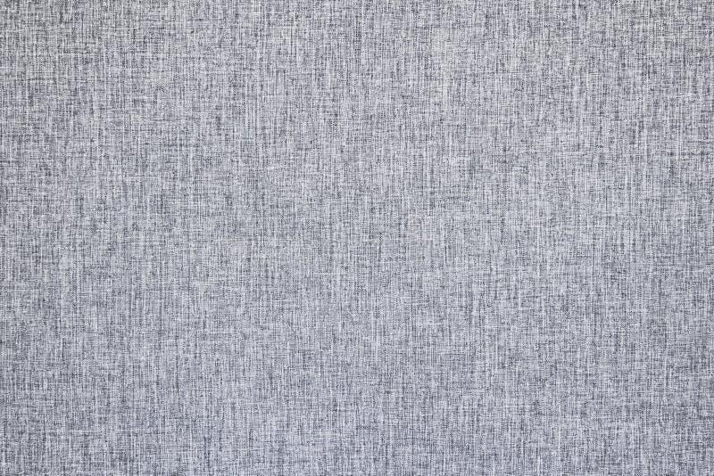 Bawełniana zwarta błękitna tkaniny tekstura obraz stock