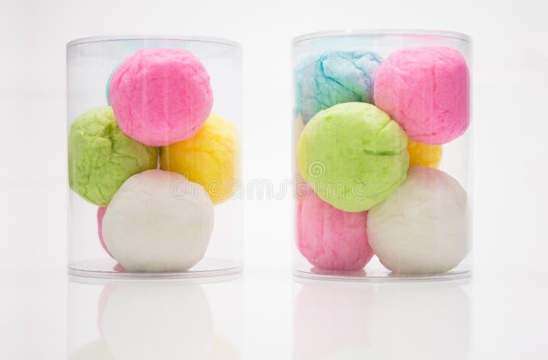 Bawełniany cukierek zdjęcie royalty free