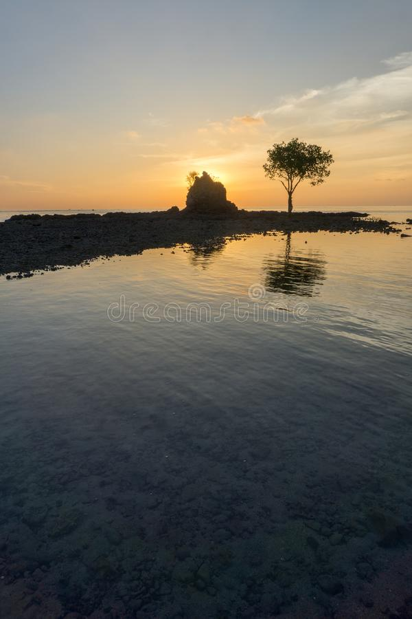 Bawean, Gresik, Indonesia fotografia stock