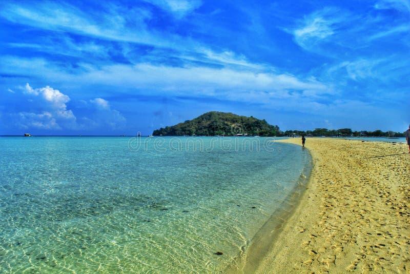 Bawean island stock photo