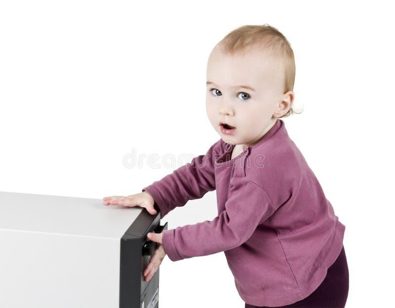 bawić się potomstwa potomstwo dziecko fotografia stock