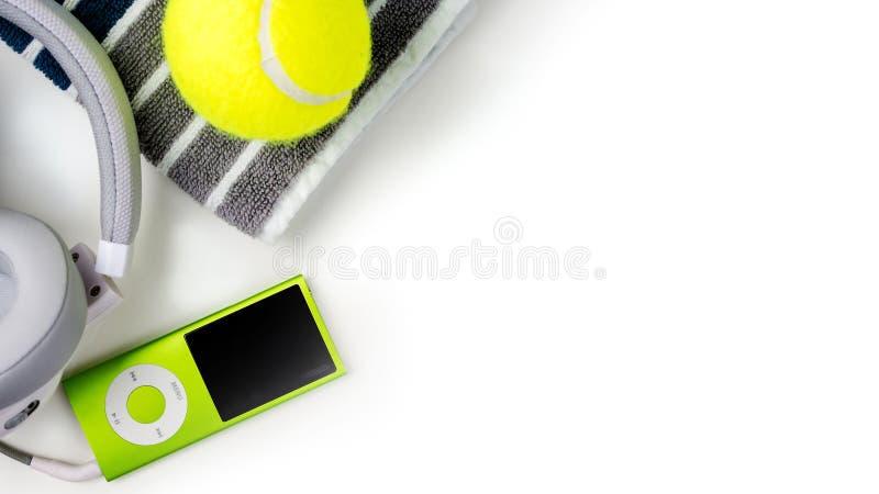 Bawi? si? tenisa, sport ?wiczy, czas wolny aktywno?? fotografia royalty free