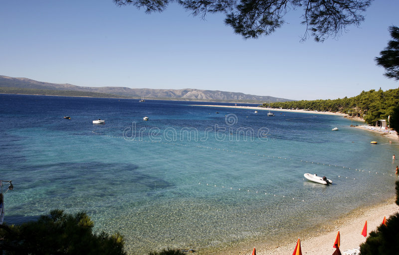 Download Bay stock image. Image of panoramic, island, tourism, beach - 6657743
