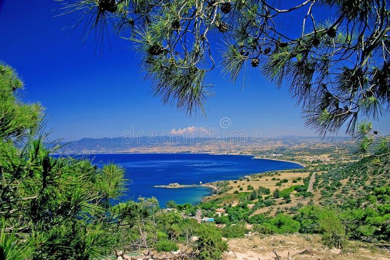 Download The Bay stock image. Image of blue, travel, seascape, landscape - 7240263