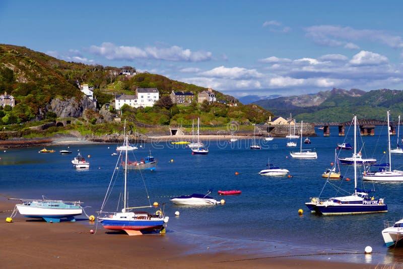 Bay, Beach, Blue royalty free stock image
