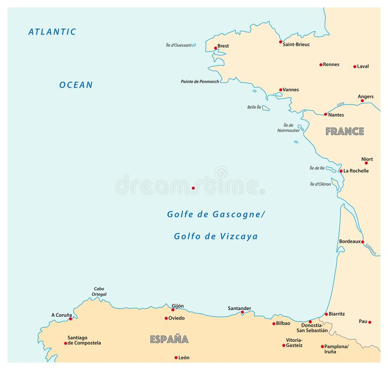 Map Of France Spain.France Map Spain Stock Illustrations 2 901 France Map Spain Stock