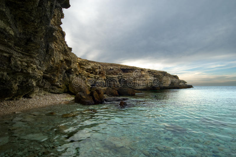 Bay of Black Sea