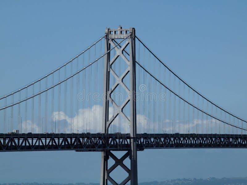 Bay Bridge Tower stock photography