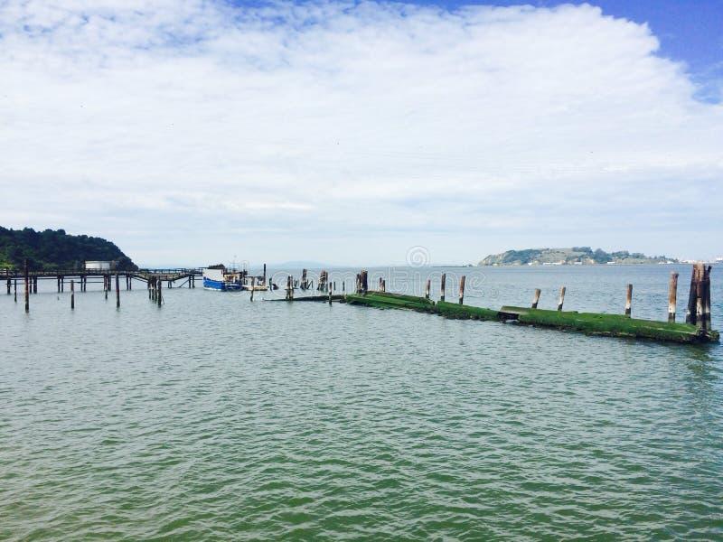 The bay. stock photos