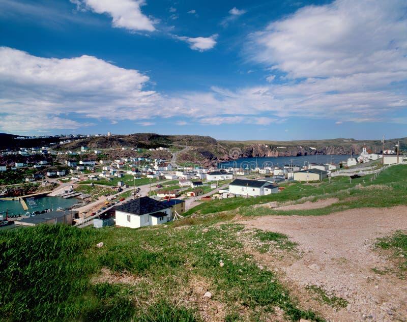 Download Bay de Verde stock image. Image of hills, road, ocean - 23648817