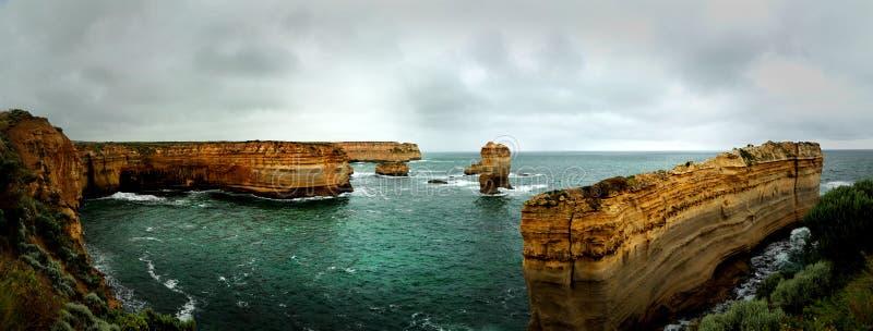 Bay of islands, Australia royalty free stock photo
