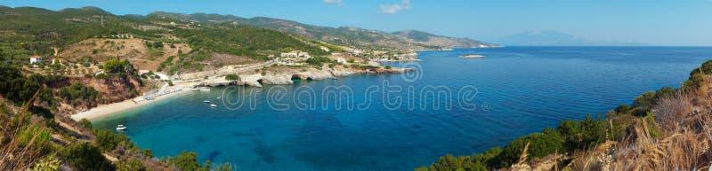 Download Bay On Mediterranean Island. Stock Image - Image: 14857777