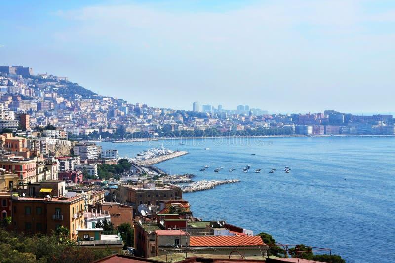 Bay of Naples royalty free stock photos