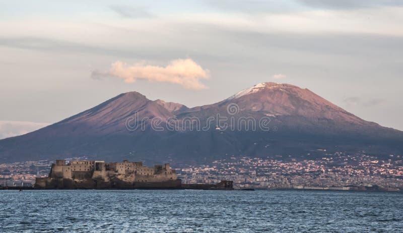 Bay of Naples stock photo