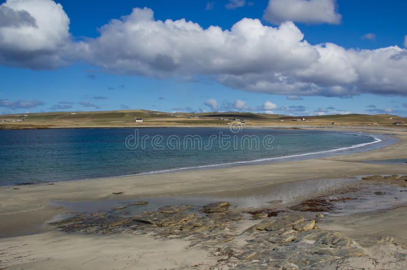 Bay of Skaill stock photography
