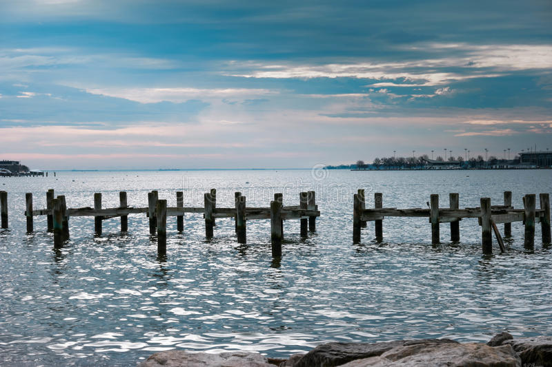 The Bay stock photography