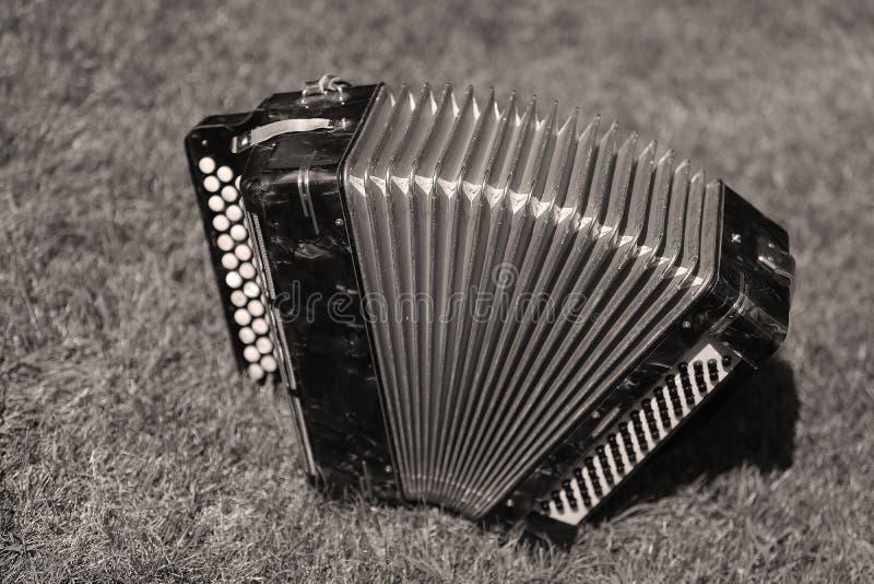 Bayan tradycyjny instrument muzyczny zdjęcie stock