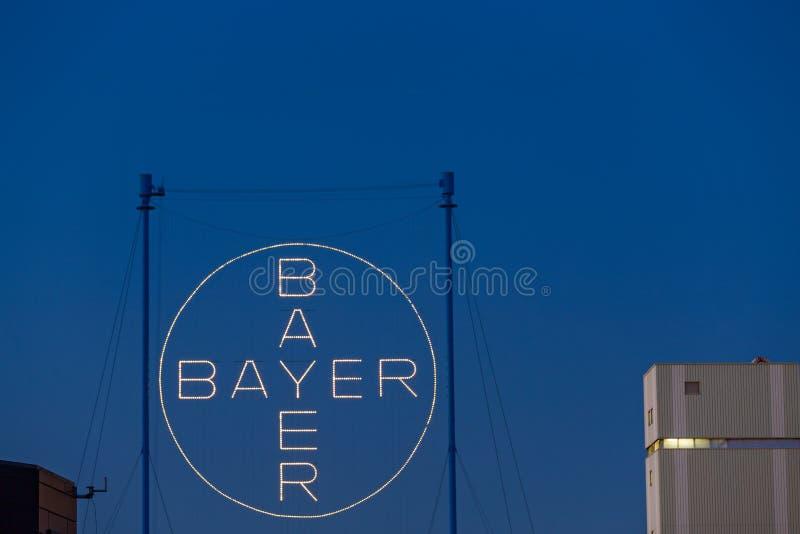 Bayer AG Леверкузен стоковые изображения rf