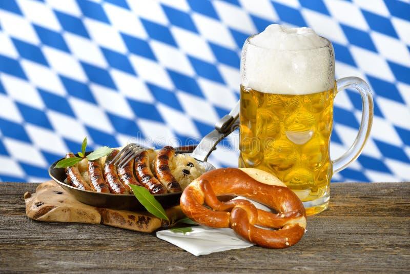 Download Bayerische Küche Stockfoto. Bild Von Abendessen, Teller   54952506