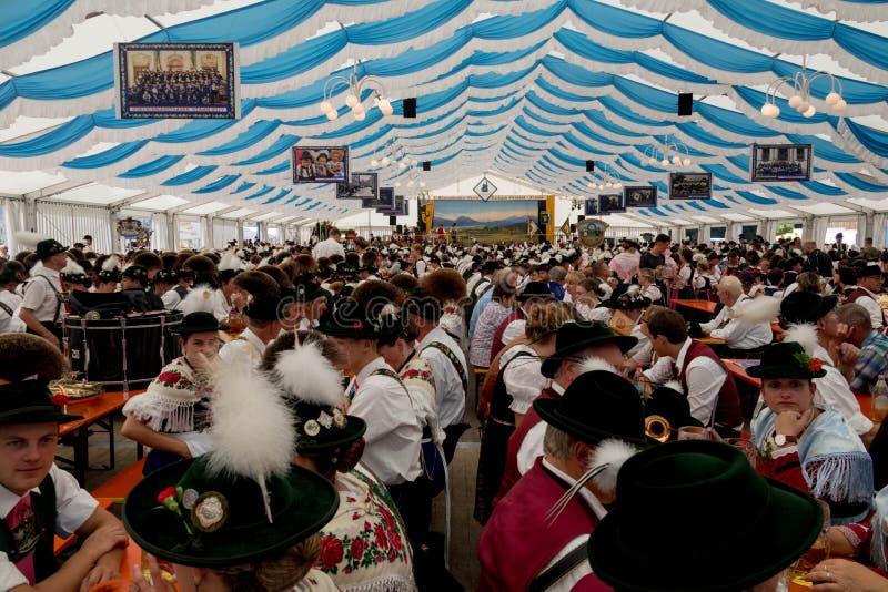 Bayerisches Oktoberfest lizenzfreie stockfotos