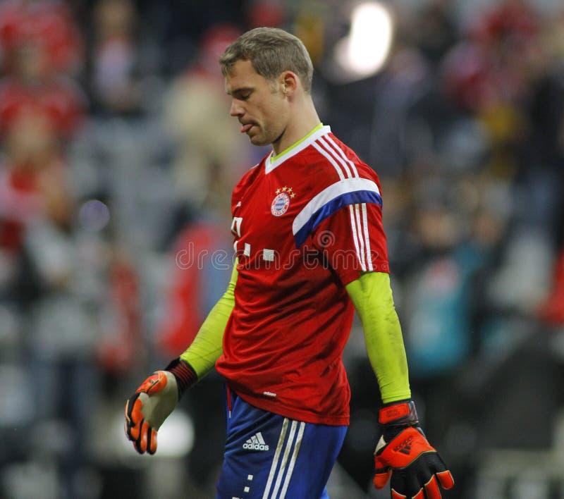 Bayern Munich v Paderborn 230914 royalty-vrije stock fotografie