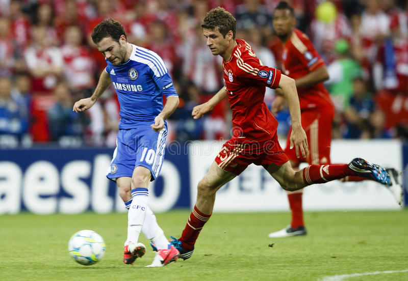 Download Bayern Munich Vs. Chelsea FC UEFA CL Final Editorial Photo - Image: 24973531
