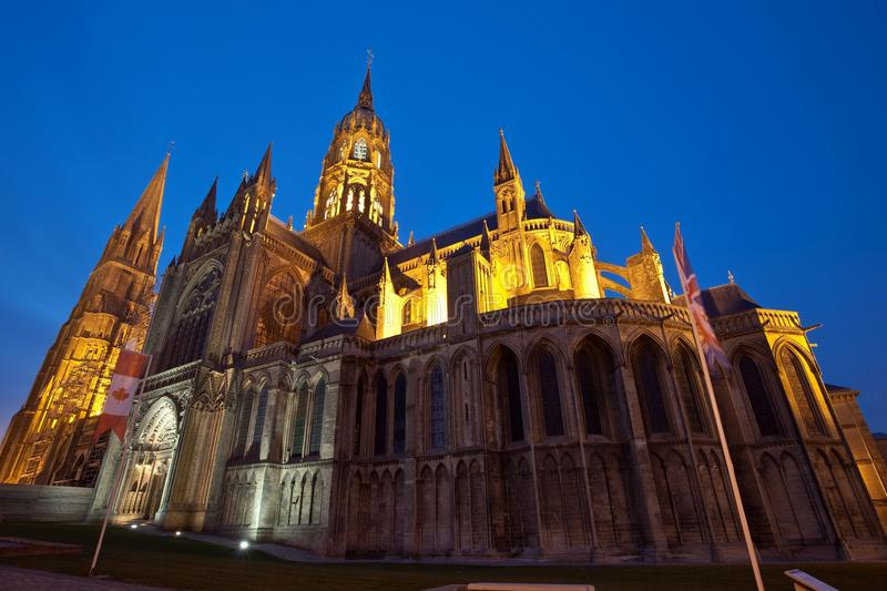 Bayeux Cathedral Normandy France