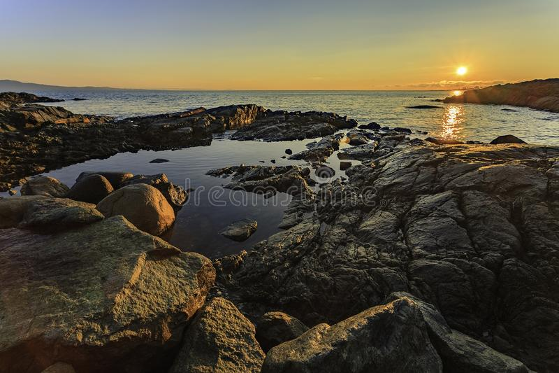 Baynes Beach fotos de archivo libres de regalías