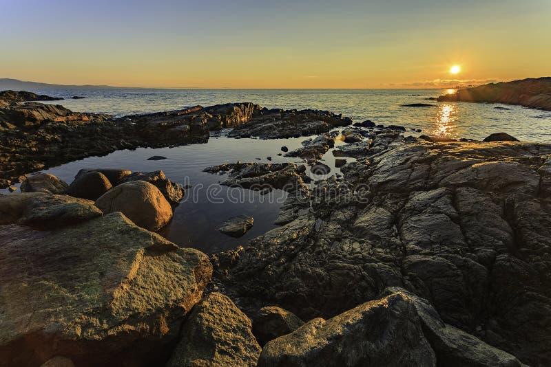 Baynes Beach royalty free stock photos